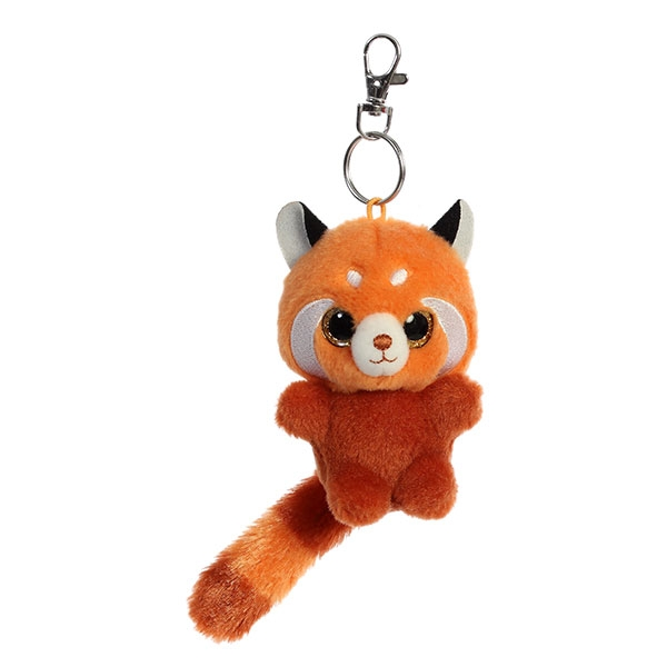 YOO HOO HAPEE RED PANDA CLIP ON