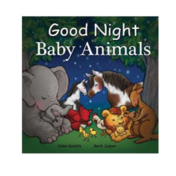 GOOD NIGHT BABY ANIMALS BOARD BOOK