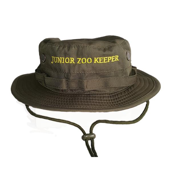 ZOOKEEPER BUCKET HAT