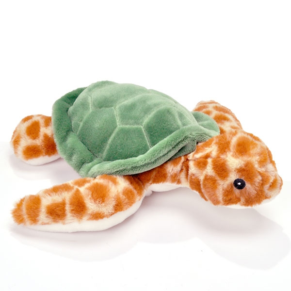 SEA TURTLE ECOKINS MINI PLUSH