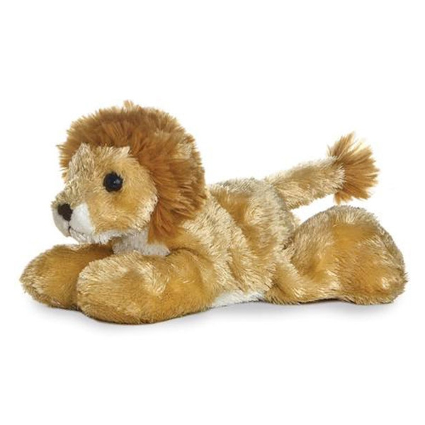LION MINI FLOPSIE PLUSH