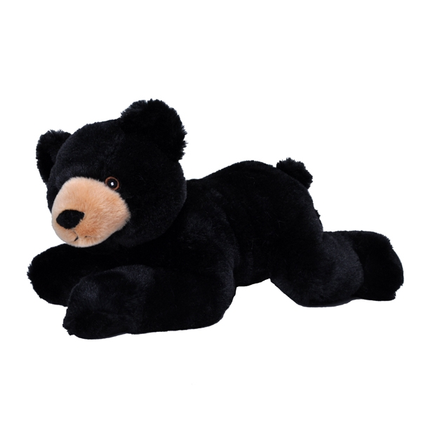 BLACK BEAR ECOKINS MINI PLUSH
