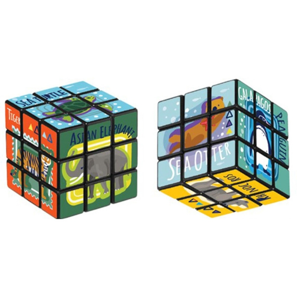 SAVE THE FUTURE PUZZLE CUBE