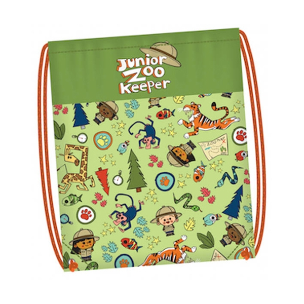 YOUTH BACKPACK JR ZOOKEEPER